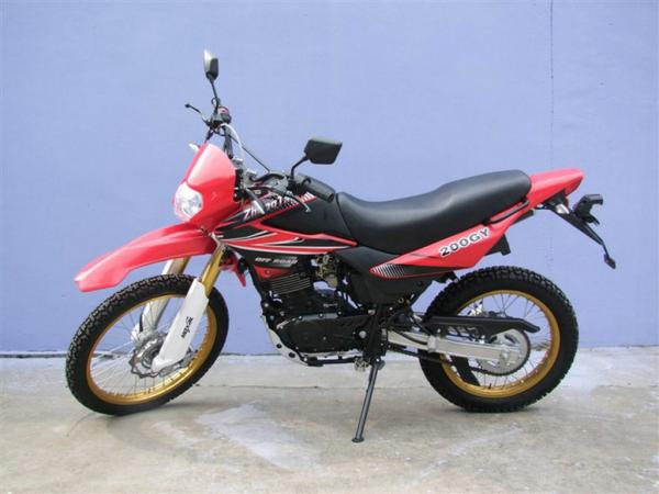 Four stroke 100cc motor scooter images for 100cc yamaha dirt bike