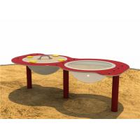 China 116 * 55 * 32 cm Children Playground Sand & Water With Bubble on sale