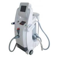 China Laser IPL RF Unwanted Hair Removal , Skin Tightening , Oily Skin Treatment wholesale
