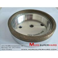 China Metal Bond Diamond Cup Grinding Wheel for Glass wholesale