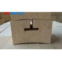 China High Alumina Fire Bricks For Pizza Ovens , Diy Fire Brick Low Thermal Expansion wholesale