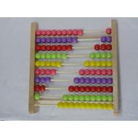China Wholesale Early Educational Preschool Colorful Beads Calculation Frame Math Childhood Toys wholesale