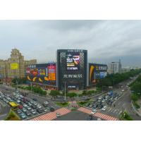 China Shopping Mall Wall Front Service LED Sign 10mm Pixel Pitch wholesale