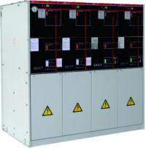 China 12kV SF6 Gas Insulated Switchgear CKFL wholesale