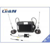 China 1W Cofdm Wireless Transmitter With AES256 Encryption -106dBm Receiving Sensitivity Receiver wholesale