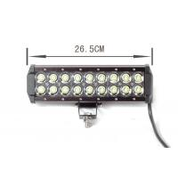 China black 54Watt Automotive Led Light Bar Led Offroad Work Lights For cars wholesale