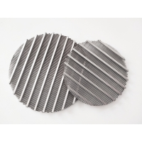 China 0.5mm Slot 316 Stainless Steel Wedge Wire Screen For Bear Cartridge Filter wholesale
