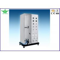 Buy cheap Single Insulated Cable Testing Equipment , IEC 60332-1 Flame Propagation Test Apparatus from wholesalers