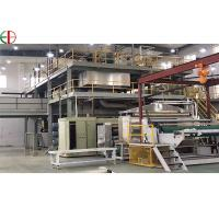 China High Capacity EB-1600/2400/3200 SMS PP Spunbond Nonwoven Fabric Machine on sale