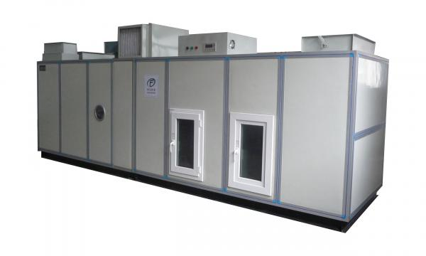 Quality Combined Industrial Air Drying Equipment , Rotary Dehumidifier 10000m³/h for sale