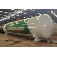 China 50 Tons Liquid Propane Gas LPG Gas Storage Tank Vapor Outlet DN50 With All Station wholesale