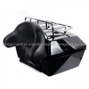 China Hard Plastic Motorcycle Tail Box Harley Davidson Performance Parts on sale