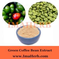 Hight quatity Green Coffee Bean Extract of lose weight Felicia@imaherb.com