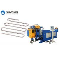China Easy Operation Automatic Steel Pipe Bending Machine For Round Pipe And Tube Bending wholesale