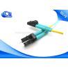 China Câble optique duplex de fibre multimode de LC wholesale