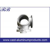 China Industrial Parts Cast Aluminum Products A356 / A380 Custom Specification Metalwork wholesale