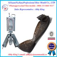 China Latest Design High Quality Pvc Jelly Shoes Moulds wholesale