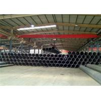 China Hot Dip Galvanized Steel Pipe 2 Inch Schedule 40 Steel Round Pipe, Diameter 60mm Thin Wall Erw Welded Steel Pipe wholesale