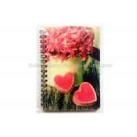 Buy cheap PP Cute Pattern Lenticular Notebook For Kid from wholesalers
