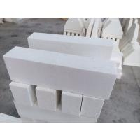 China Refractory material AZS refractory brick for glass kiln / fire resistant bricks wholesale
