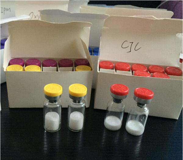 Quality CJC-1295 Muscle Growth Peptides CJC-1295 NO DAC CAS 863288-34-0 Modified GRF 1-29 for sale