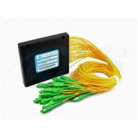 Buy cheap Custom SC / APC Multimode Fiber Splitter , 1x32 Fiber Splitter With 3.0mm Cable from wholesalers