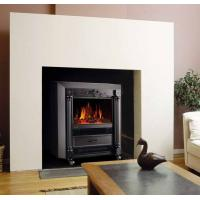 Mobile Fireplaces electric fire log promotion Roman NDY-18 Coal burning flame Heater wheel