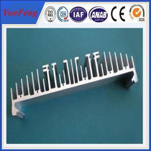 China aluminum profiles for heat sink factory, custom extruded aluminium heatsink profile wholesale