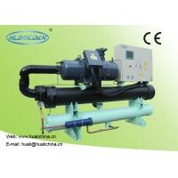 China Copper And Steel Water Cooled Water Chiller High Efficient Compressor For Air Conditioner wholesale