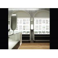 China Brand Exquisite Eyeglass Display Case Hierarchical For Optical Glasses Shop Design on sale