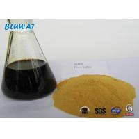 China Wastewater Treatment for Phosphorous Removal Ferric Sulphate Coagulant wholesale