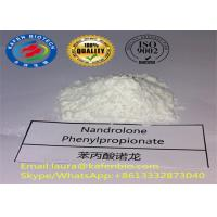China Pharmaceutical Muscle Building Steroids Hormone Nandrolone Phenylpropionate for Bodybuilding wholesale