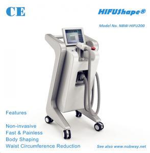 China HIFUShape® High Intensity Focused Ultrasound HIFU Fat Reduction Machine NBW-HIFU200 wholesale