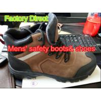 China Safety Shoes safety boots, mens Safety shoes safey boot wholesale