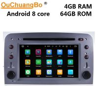 China Ouchuangbo 6.2 inch auto radio bluetooth touch screen for Suzuki Jimny 2006-2013 With USB WIFI 64GB 9.0 system on sale