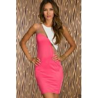 China Pink White Romantic Fashion Mini Dress Babydoll Lingerie nightwear women dress skirt wholesale