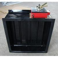 China utomatic fire damper for air duct wholesale