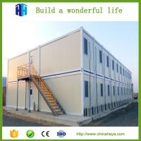 China Hight Quality Prefab Steel Structure Living Container House From HEYA wholesale