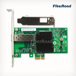 China PCI Express x1 SFP Port Fiber NIC (Broadcom 5708S Based) wholesale