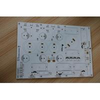 China 6 Layers Fr4 PCB with Immersion Tin/ RoHS/BGA/UL In White Soldermask For Power Supply on sale