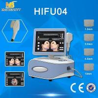 China Medical Non - Invasion Ultrasound Face Lift Machine Eye Bags Removal wholesale