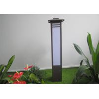 China Garden Bollard Lights 14w Opal UV Resistant Polycarbonate 2207202BZHT wholesale
