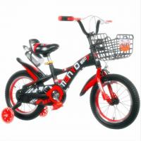 China Factory Direct Downhill 12 Inch 4 Wheel Road Kids Bike for 3-10 Years old on sale