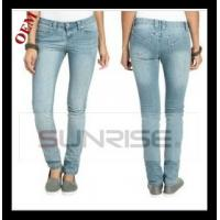 China Women jeans wholesale