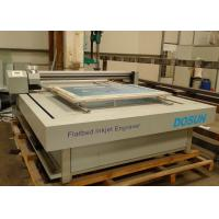 China Computer To Screen Flatbed Engraving Machine With High Speed Inkjet Head 5600mm × 3400mm Screen wholesale