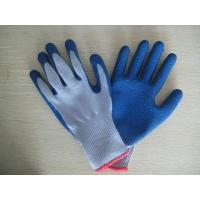 China Latex Coated Working Gloves, Crinkle Surface wholesale