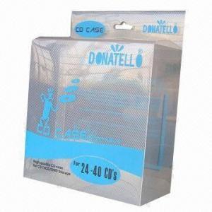China PP Box, Silkscreen Printing, Eco-friendly wholesale