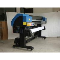 China DX7 Epson Eco Solvent Printer / 1.8M Eco Solvent Printing Machine on sale