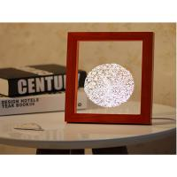 China 3D Creative Frame Lamp wholesale