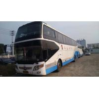China 390000KM 49 Seats 2013 Year AC Diesel Weichai 336hp Used YUTONG Buses Coaches wholesale